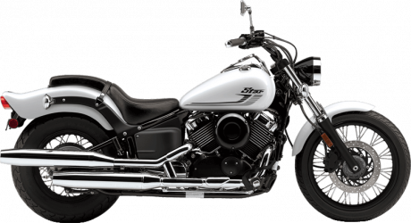 Yamaha V-Star 650 Custom 2017
