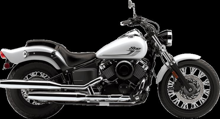 Yamaha V-Star 650 Custom 2017