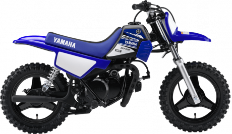 Yamaha PW50 à 2 temps 2017