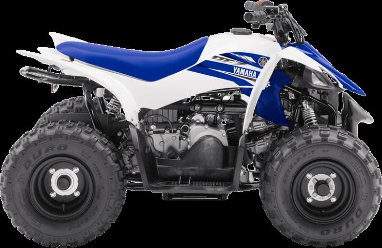 Yamaha YFZ50 2017