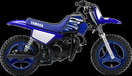 Yamaha PW50 à 2 temps 2018