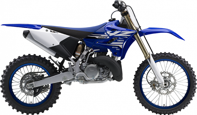 Yamaha YZ250X À 2 TEMPS 2018