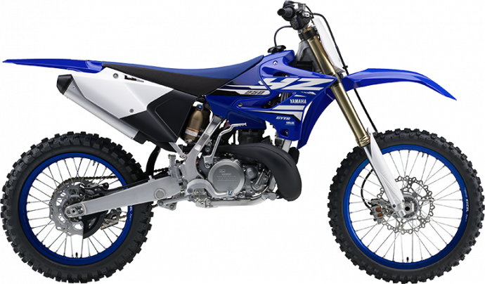 Yamaha YZ250 à 2 temps 2018