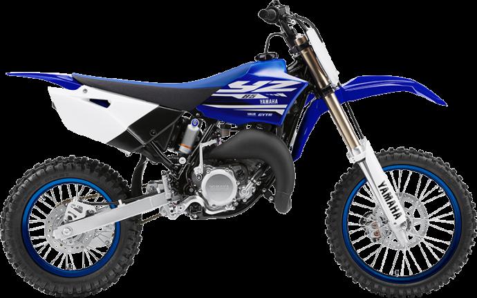 Yamaha YZ85 à 2 temps 2018