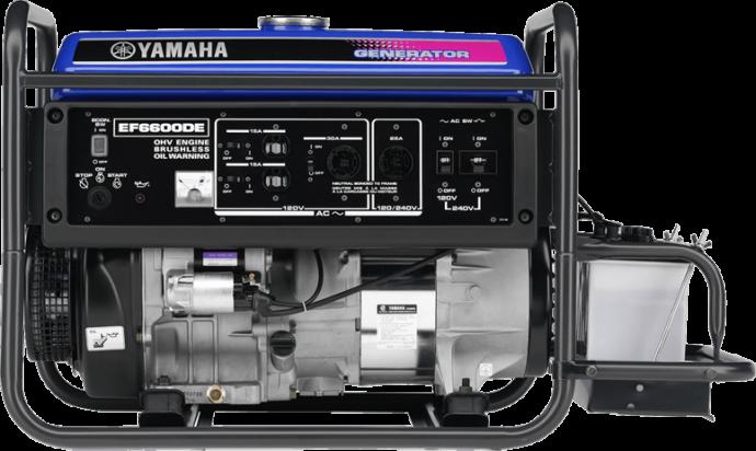 Yamaha EF6600DE