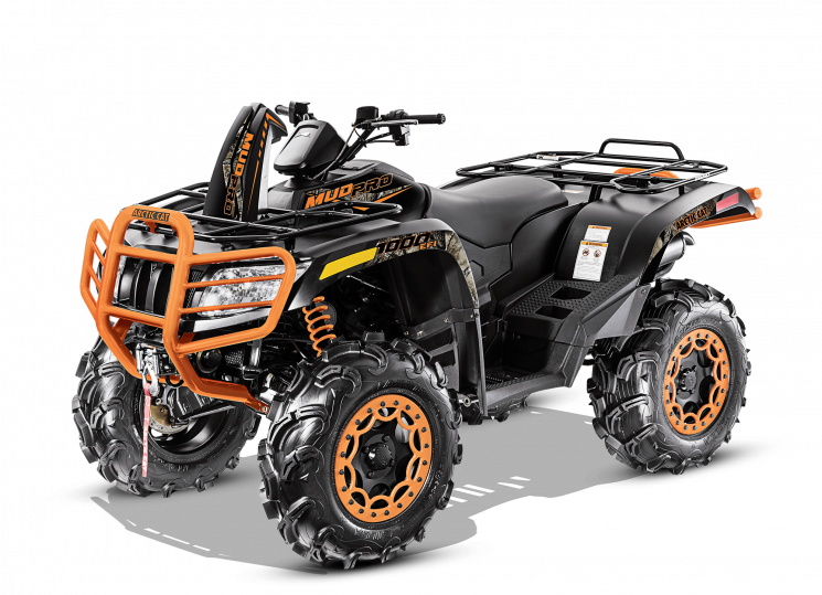 Arctic Cat MudPro 1000 Limited EPS 2017