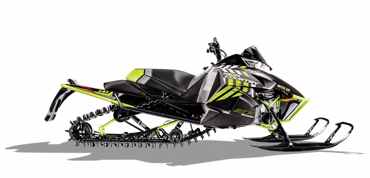 Arctic Cat XF 6000 High Country Limited ES 2017