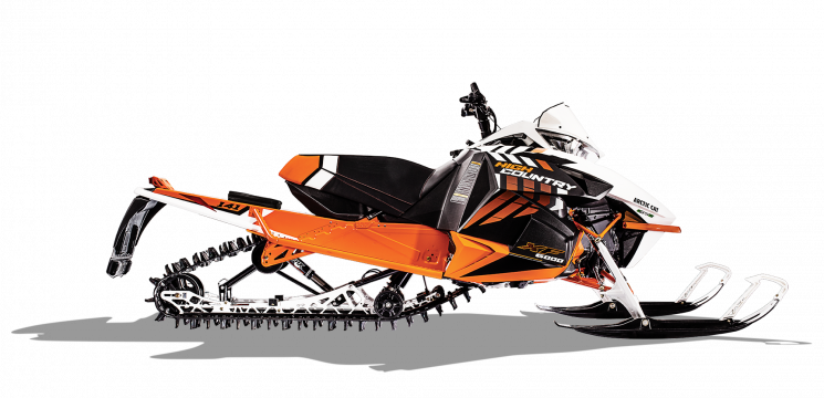 Arctic Cat XF 6000 High Country 2017
