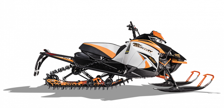 Arctic Cat XF 6000 High Country ES 2018
