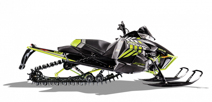 Arctic Cat XF 8000 High Country Limited ES (153) 2017