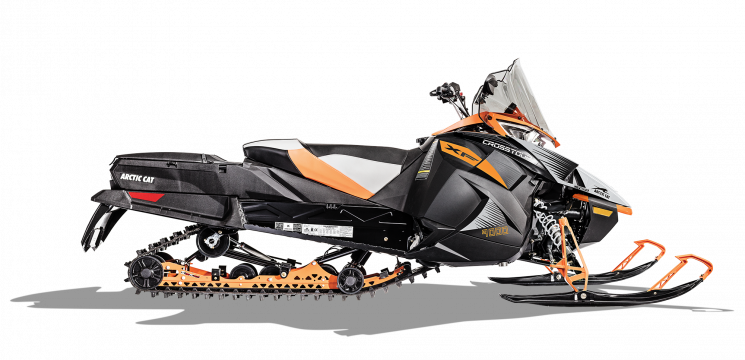 Arctic Cat XF 9000 CrossTour 2018