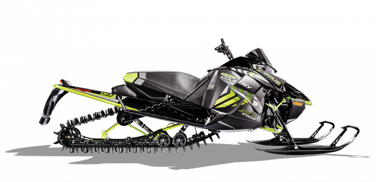 Arctic Cat XF 9000 High Country Limited (153) 2017