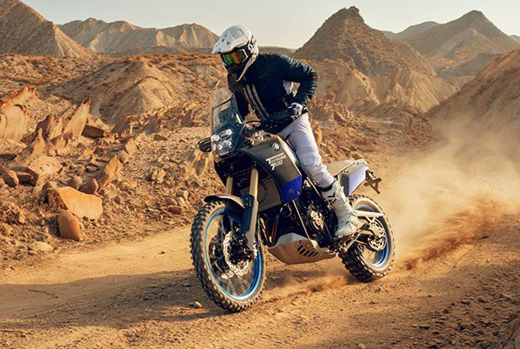 Yamaha Ténéré 700 World Raid : un concept inspiré des motos de rallye-raid