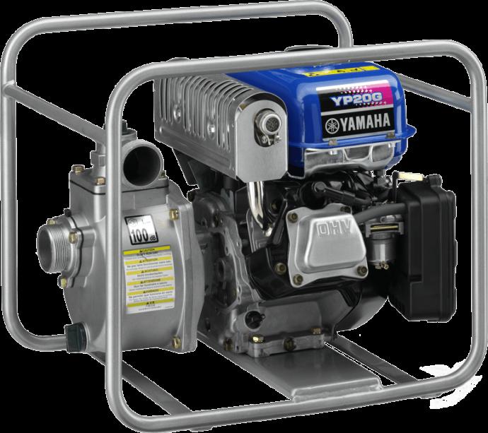 Yamaha YP20 (2 po) – pompe à eau