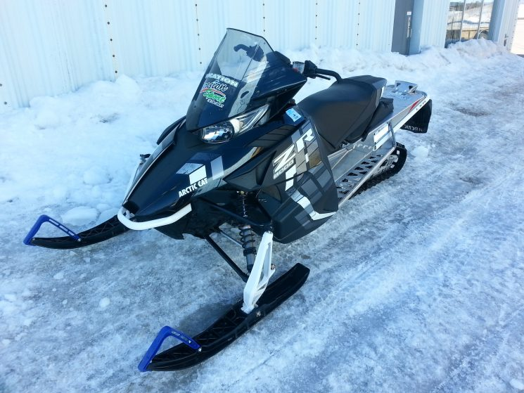Arctic Cat ZR 8000 LXR ES 2017
