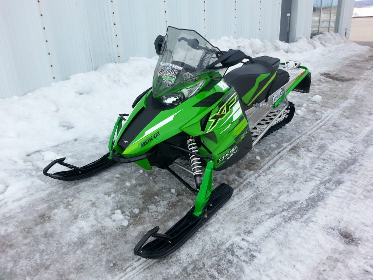 Arctic Cat Xf 8000 Crosstrek ES 137 2017
