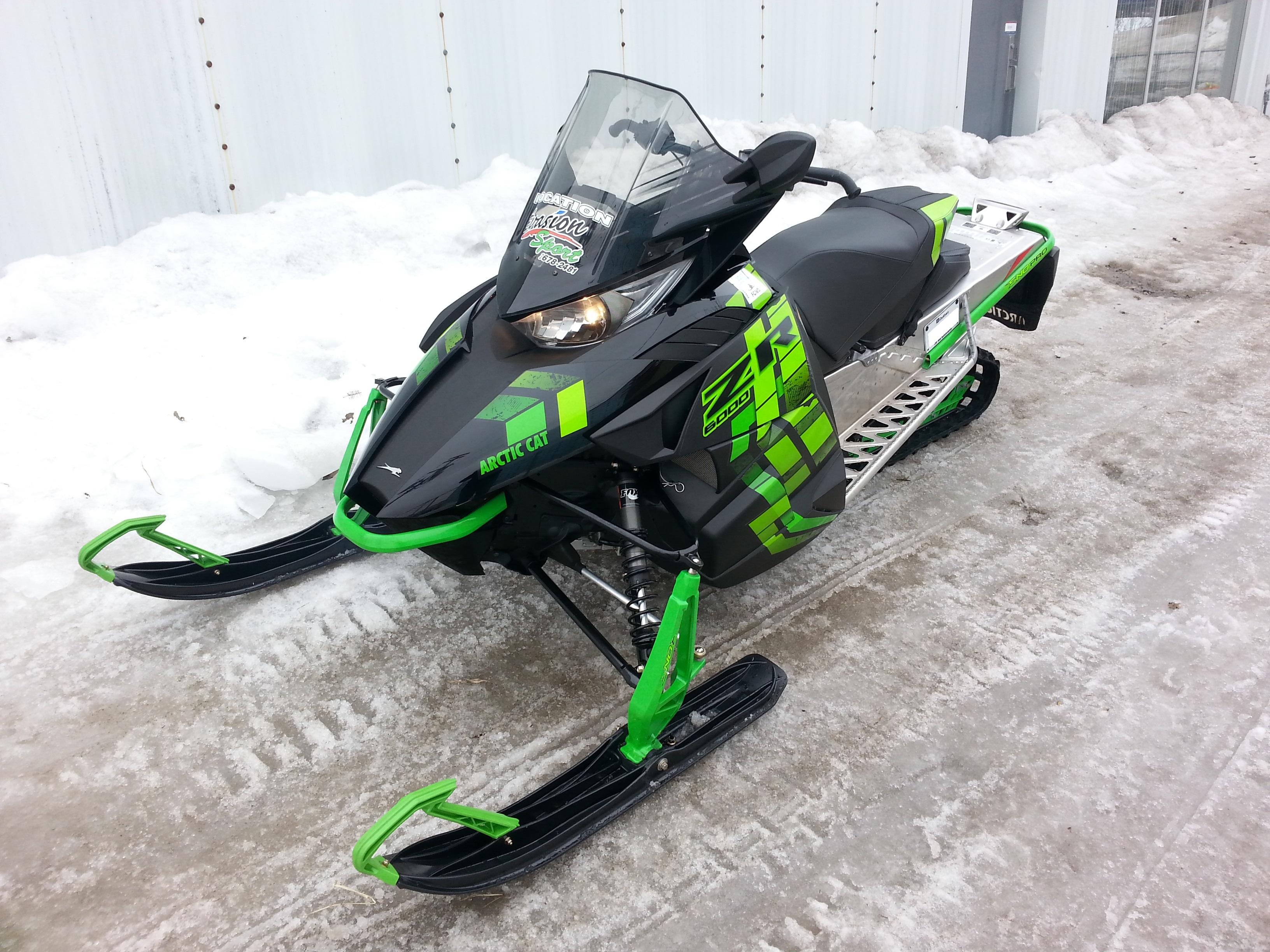 Arctic Cat ZR 6000 Sno Pro ES 2017