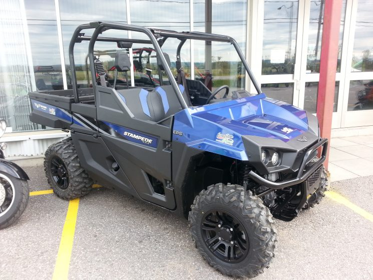 Textron Stampede 2 900 EPS+ 2017