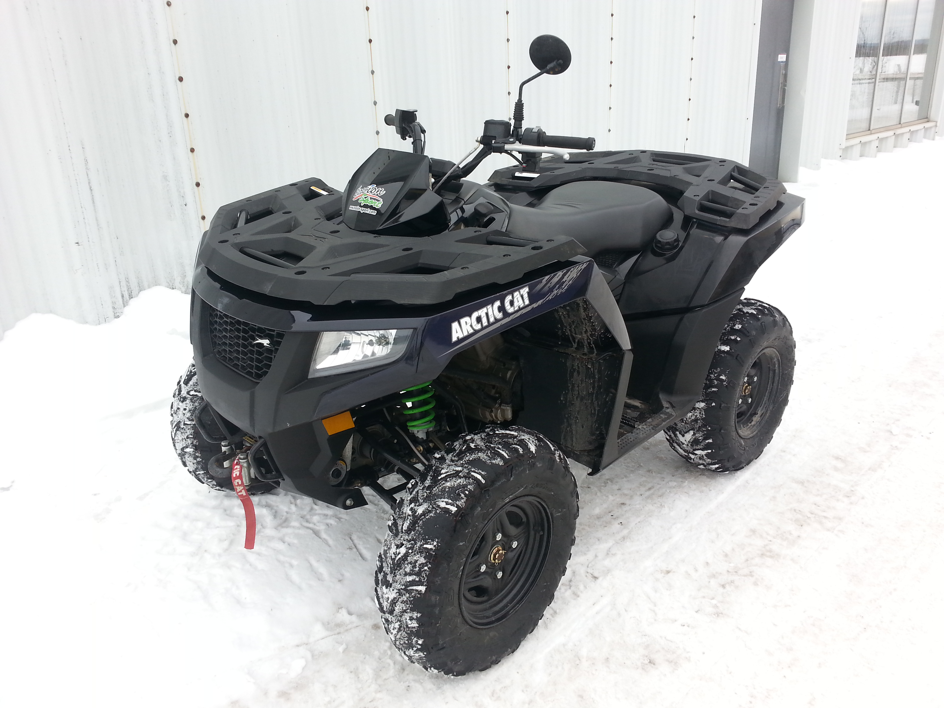 Arctic Cat Alterra 550 EPS XT 2016