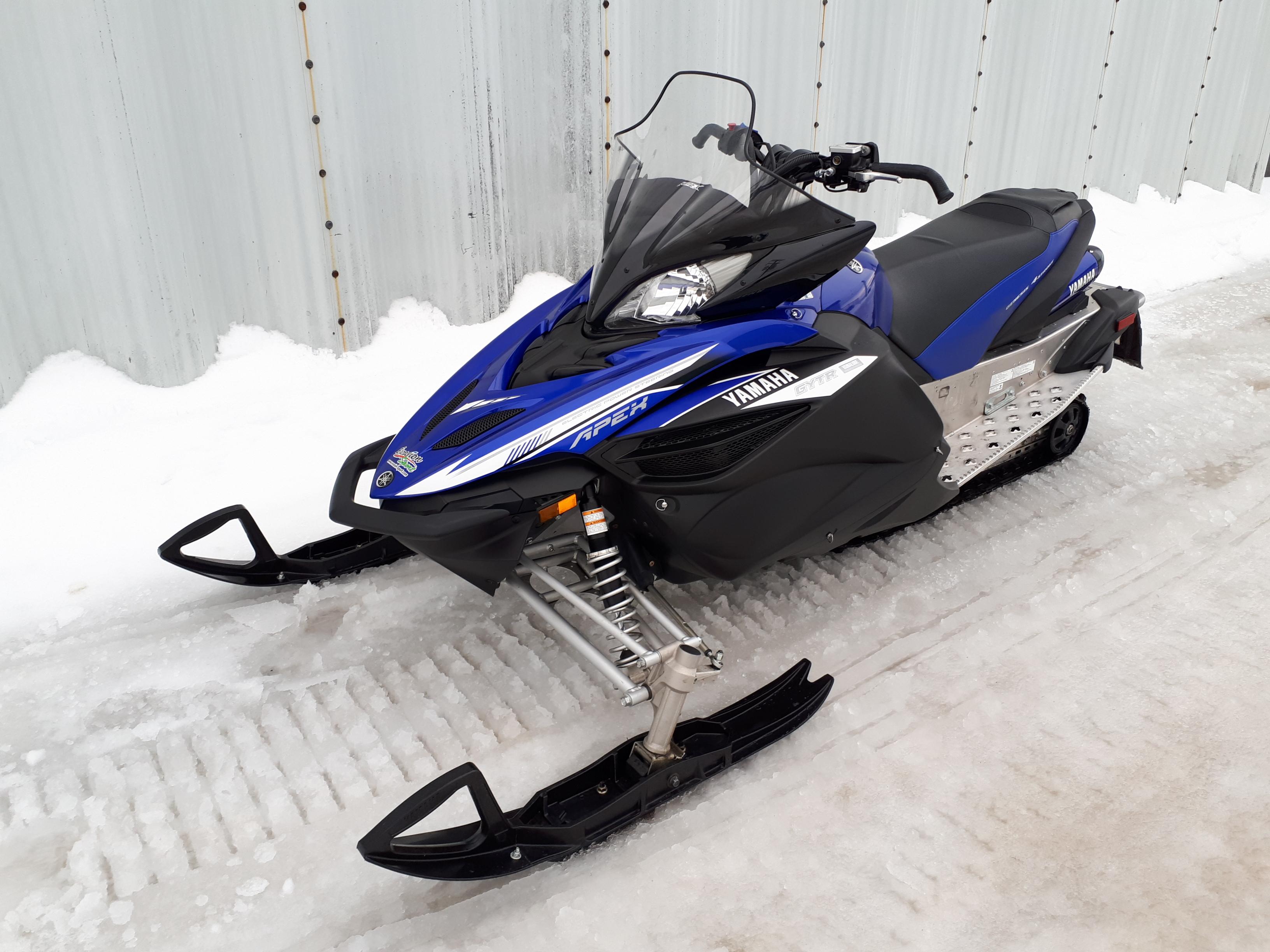 Yamaha Apex DAE 2014