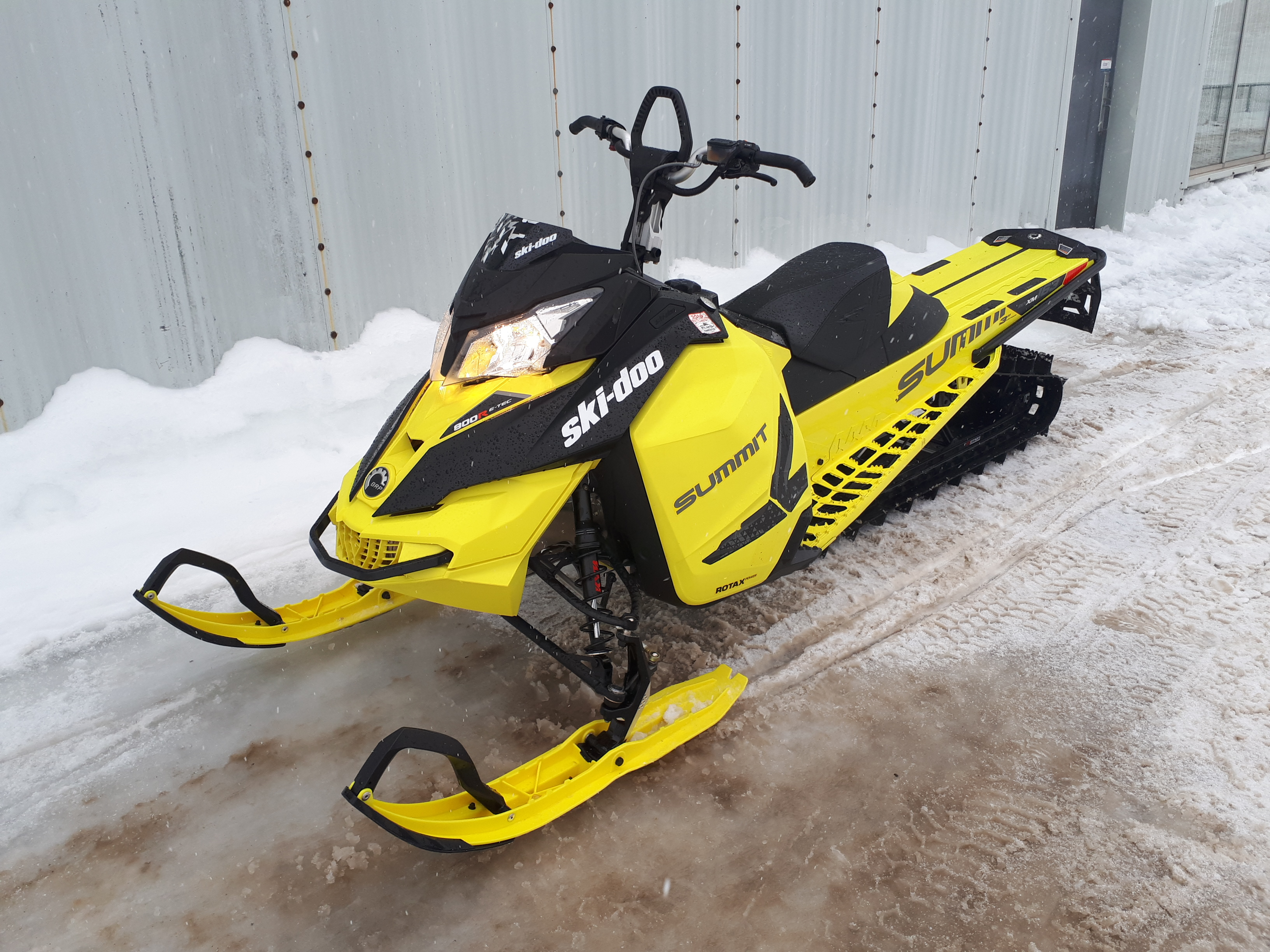 Ski-Doo Summit X 800 T-3 163 2016