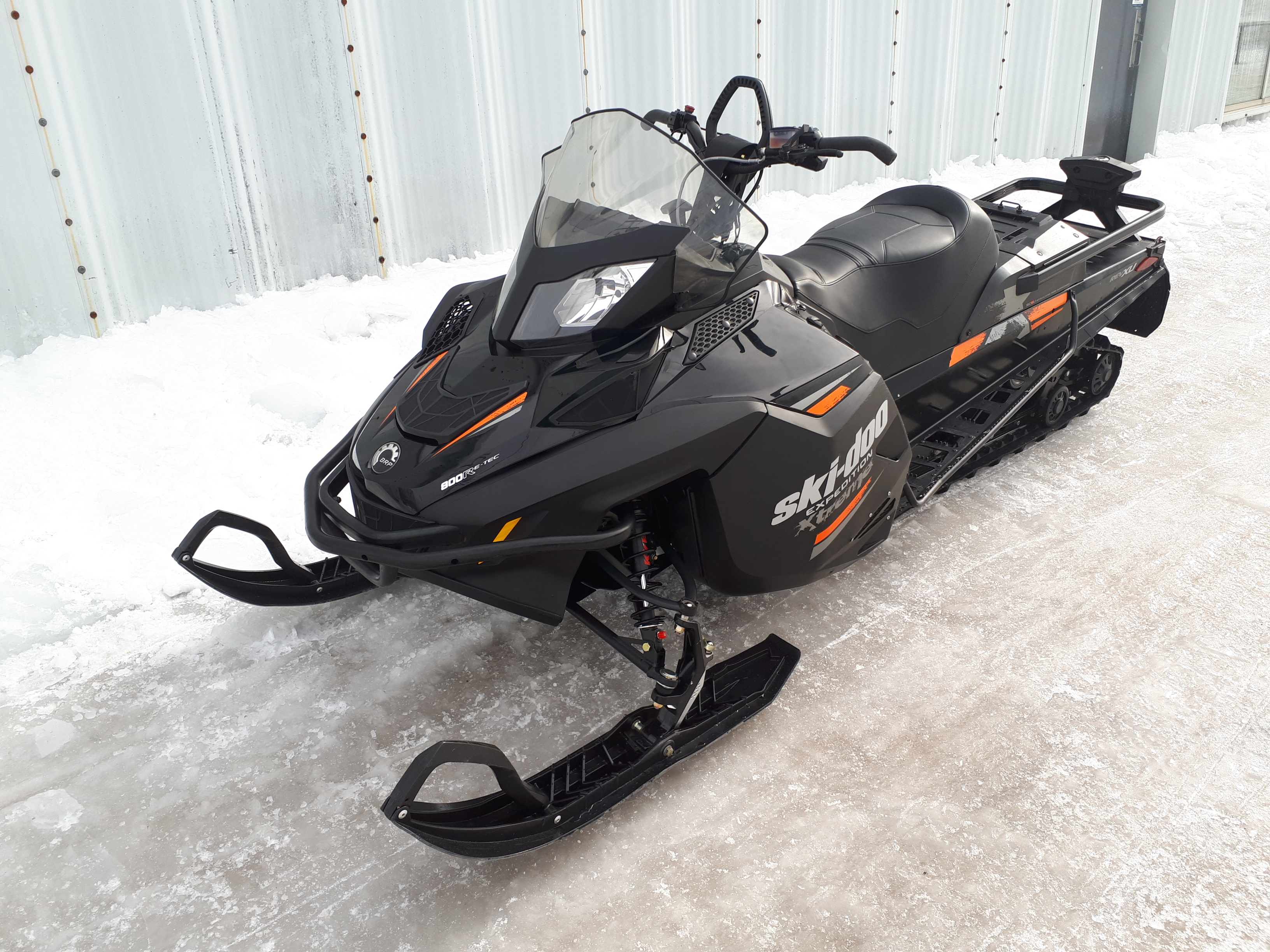 Ski Doo Expedition Extreme 2016