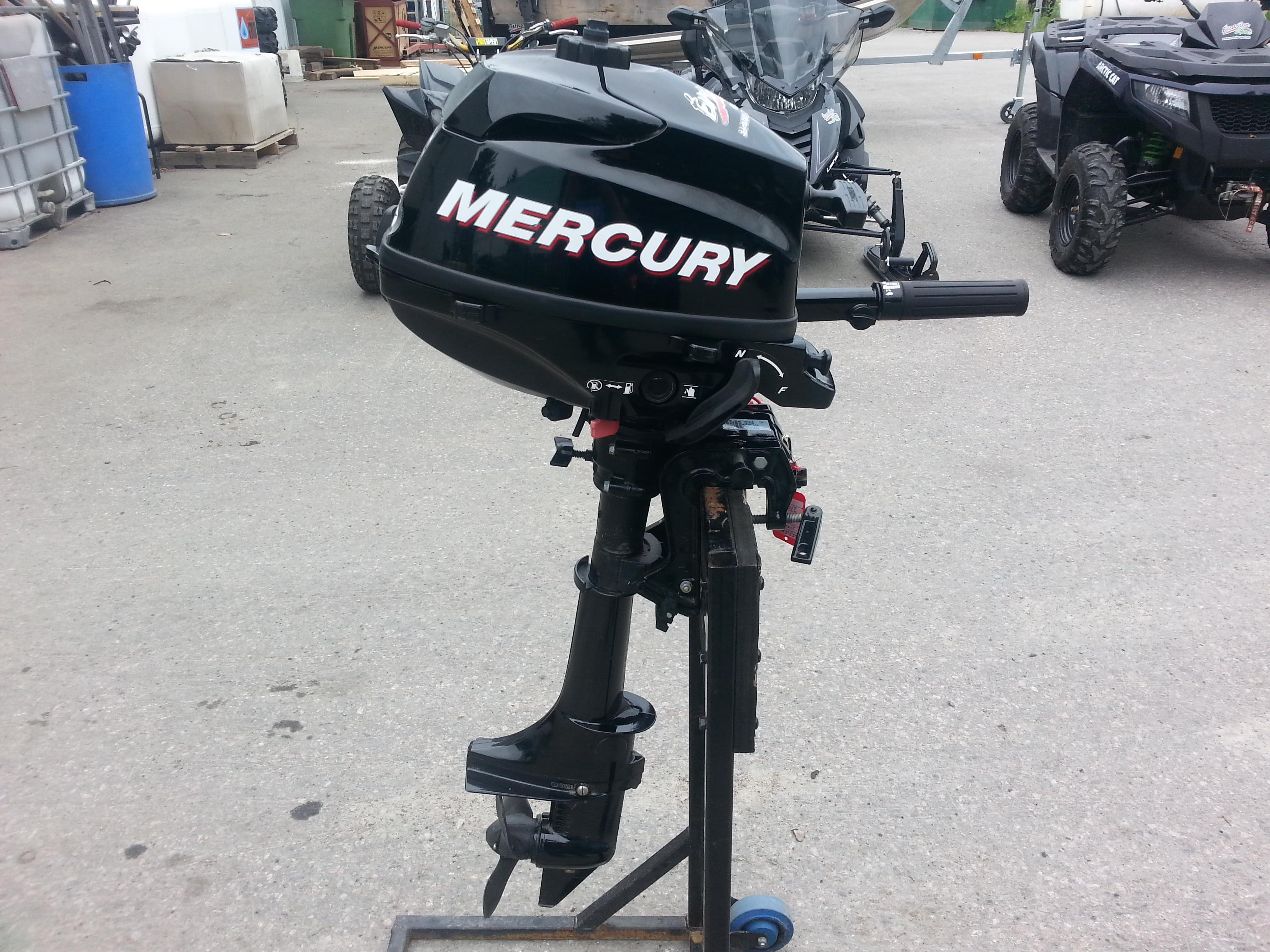 Mercury 2.5 M 2012