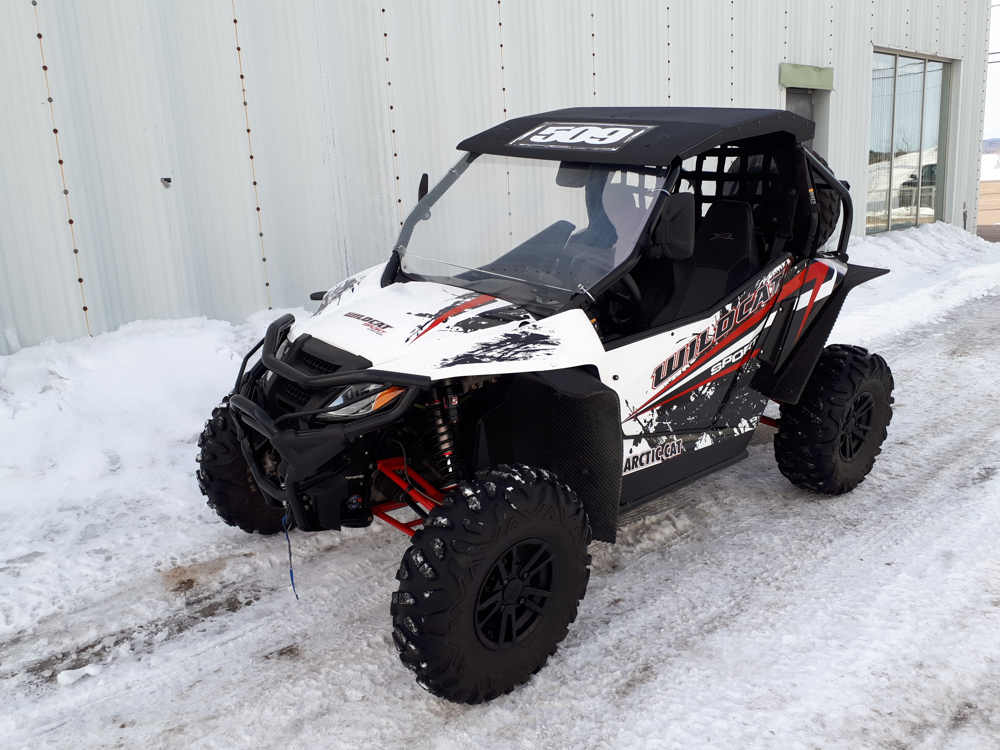 Arctic Cat Wildcat Sport LTD EPS 2015