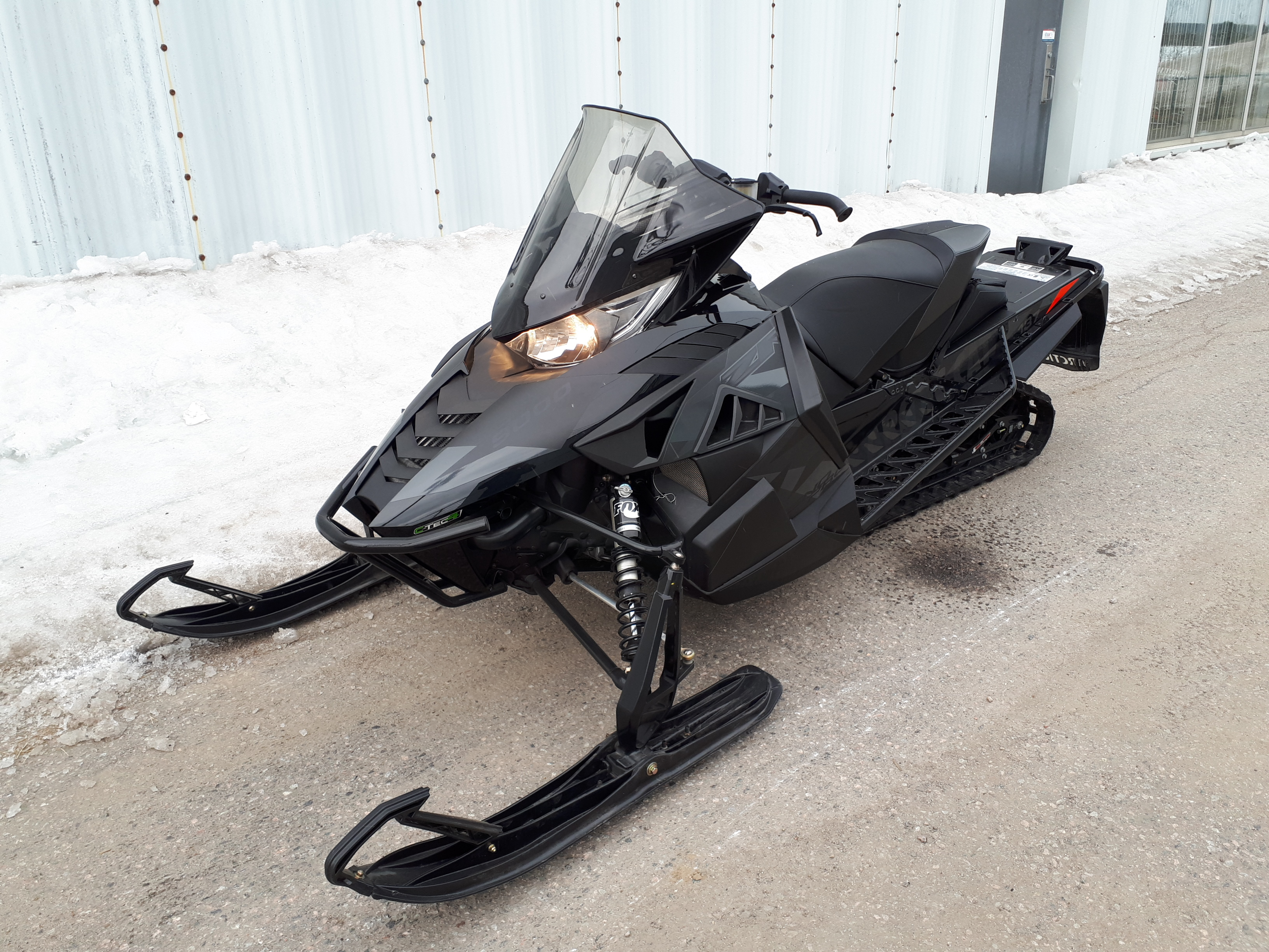 Arctic Cat ZR 9000 Limited 137 2016