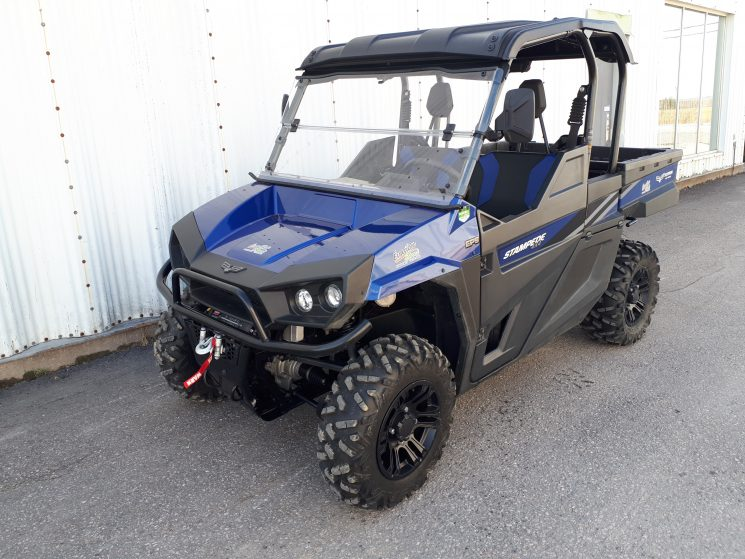 Textron Stampede 900 EPS+ 2017