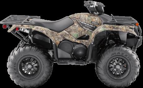 Yamaha Kodiak 700 DAE CAMO 2019