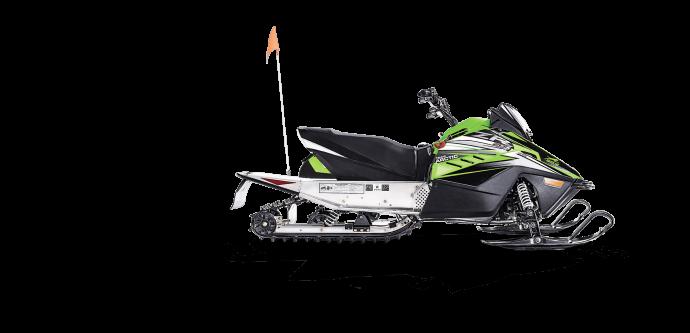 Arctic Cat ZR 200 ES 2019 Vert