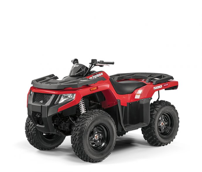 Arctic Cat Alterra 500 2018