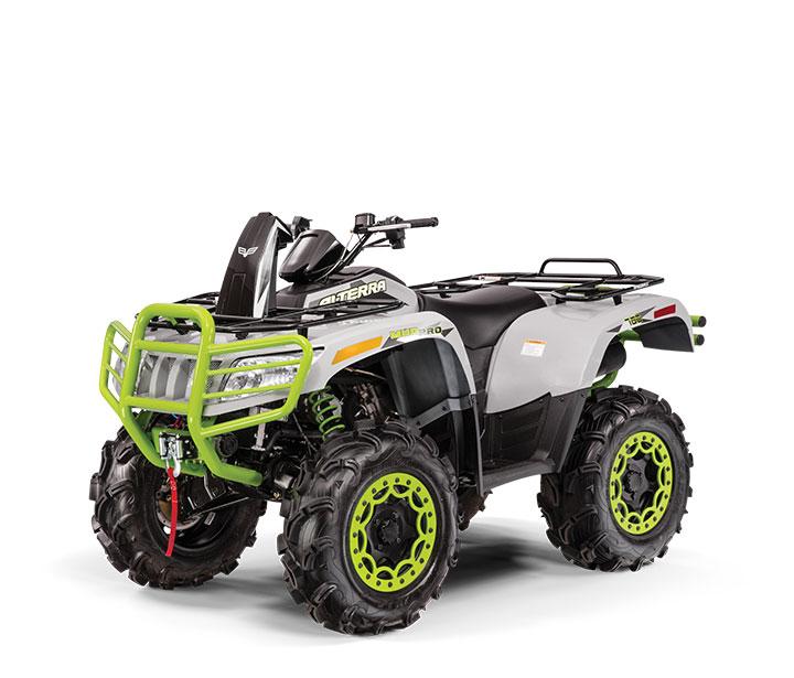 Textron Alterra MudPro 700 LTD 2018