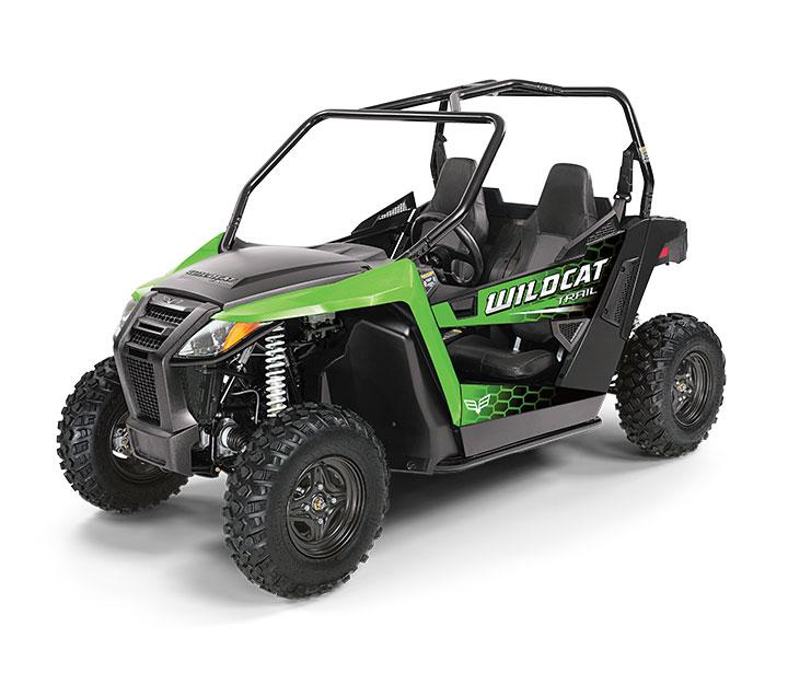 Textron Wildcat Trail 2018