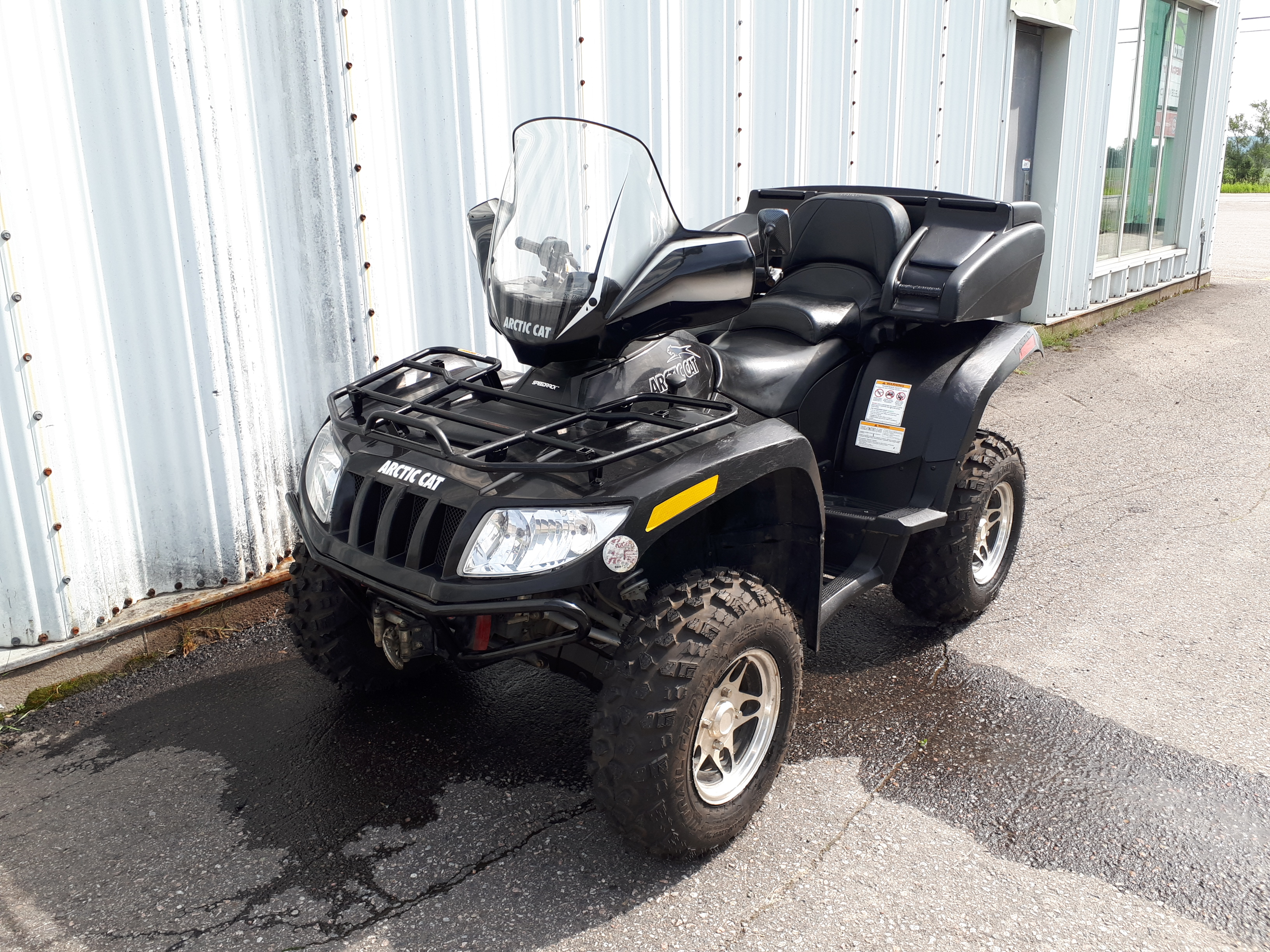 Arctic Cat TRV 700 2008