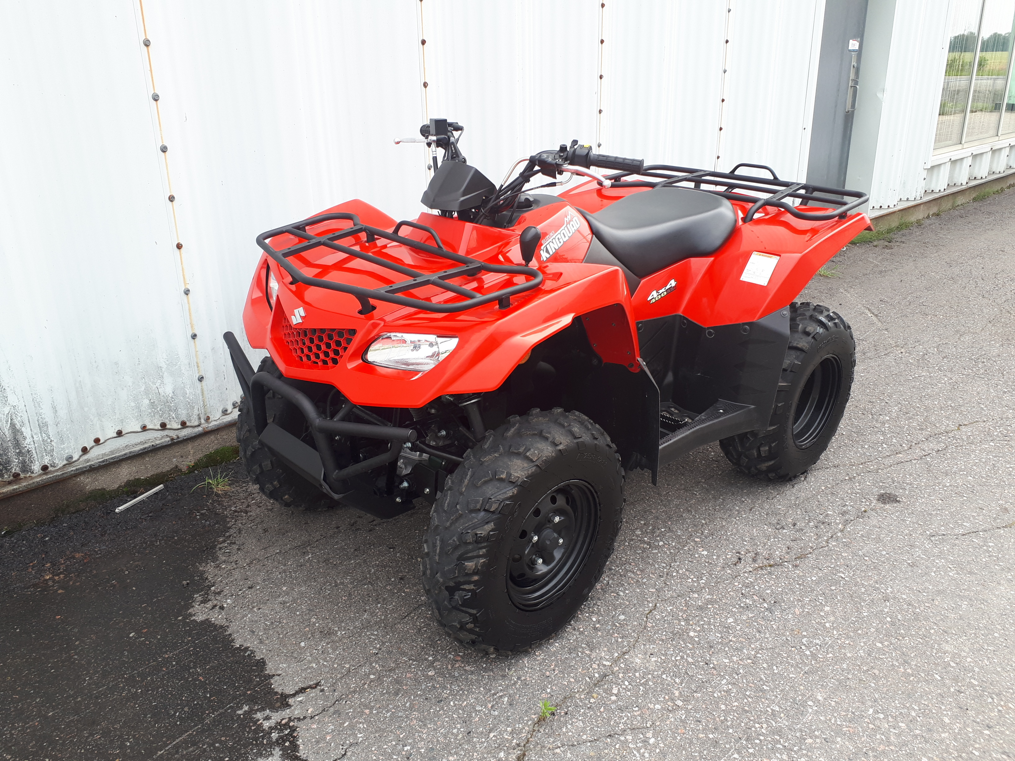 Suzuki King Quad 400 Auto 2017