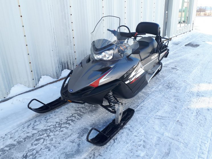 Polaris 600 Widetrack 2012