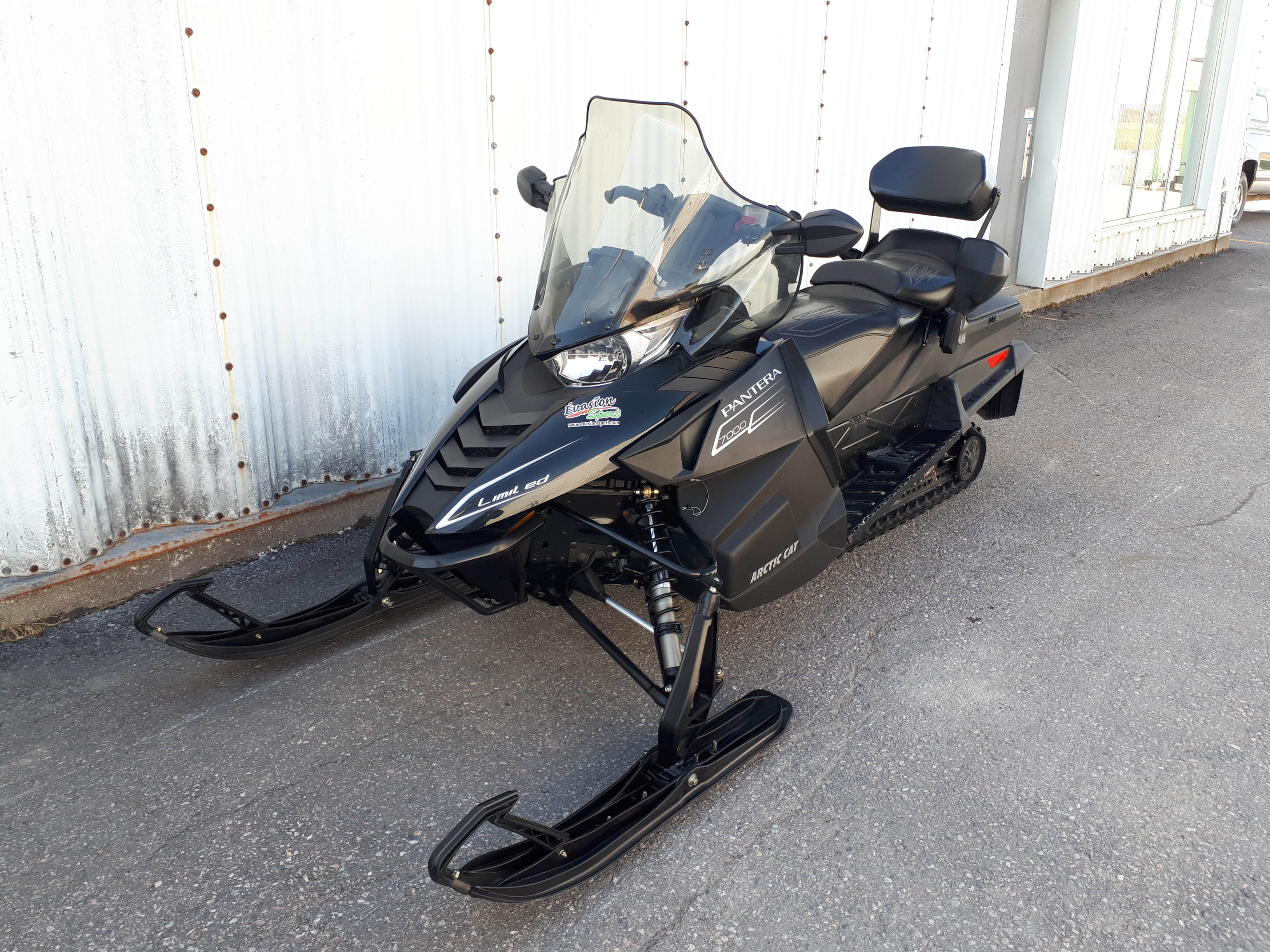 Arctic Cat Pantera 7000 Limited 2015