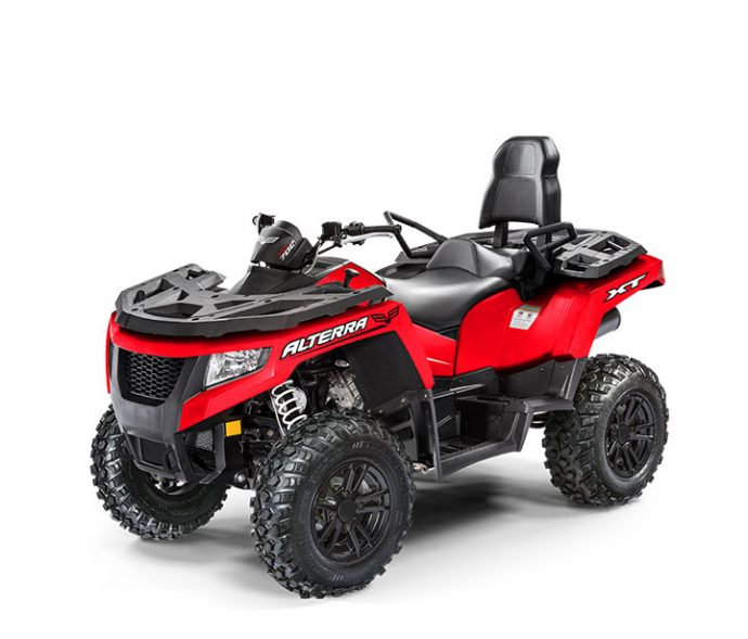 Arctic Cat Alterra TRV 700 2019