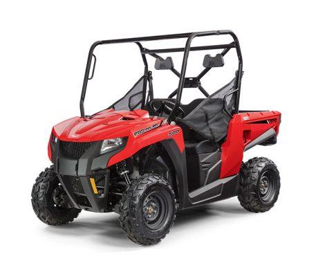 Textron Prowler 500 2019