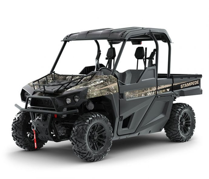 Textron Stampede Hunter Edition 2019