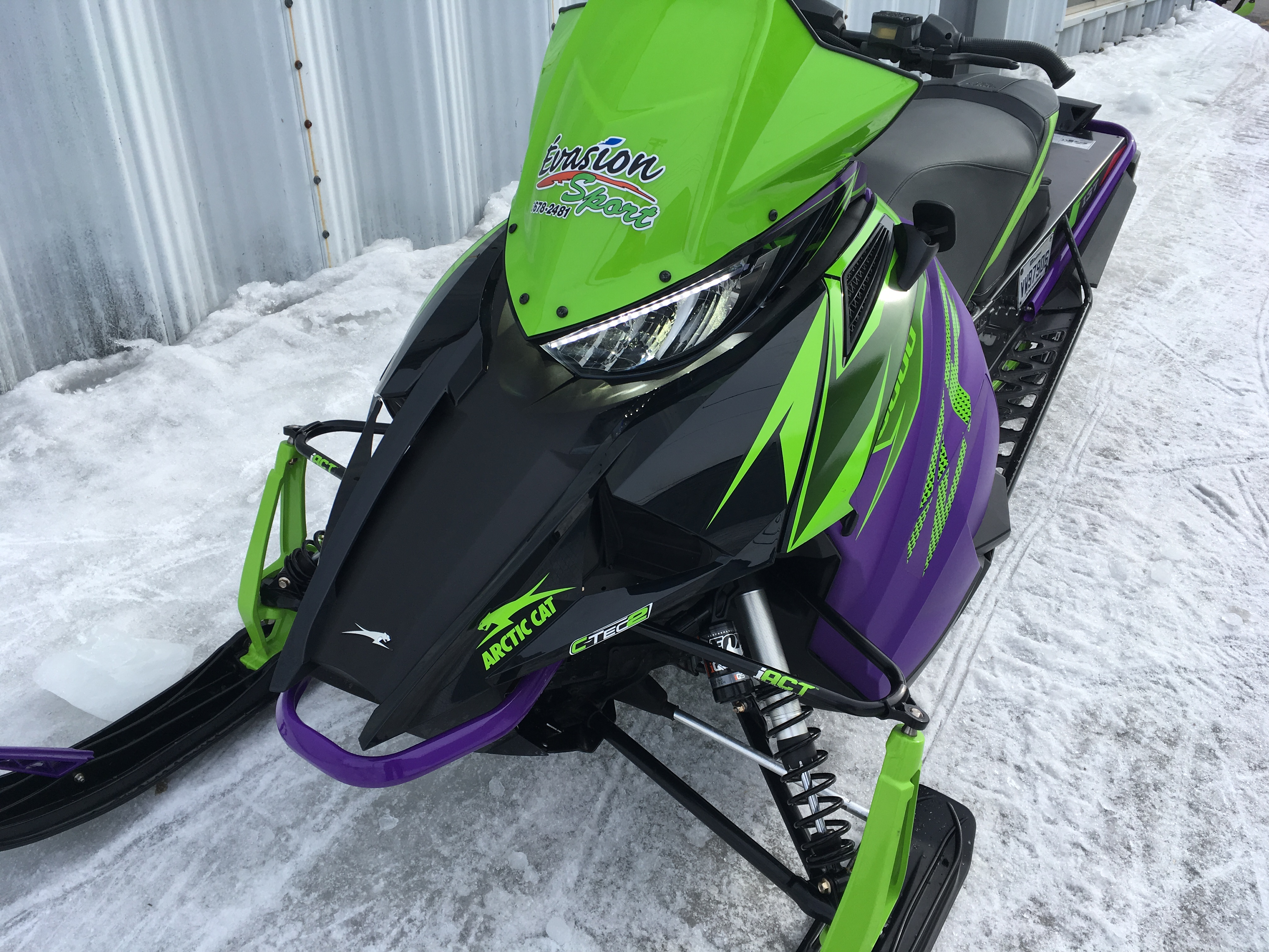 Arctic Cat ZR 6000 137 ES Limited iACT 2019