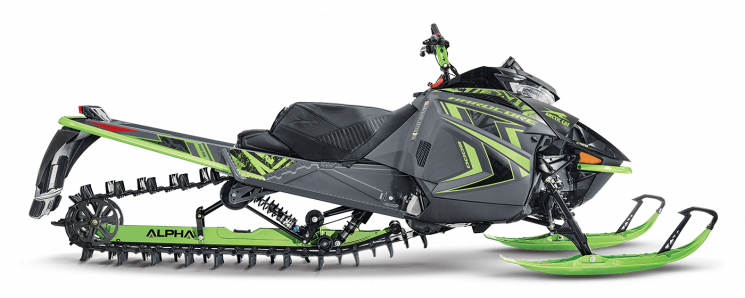Arctic Cat M 8000 Hardcore Alpha One 2020