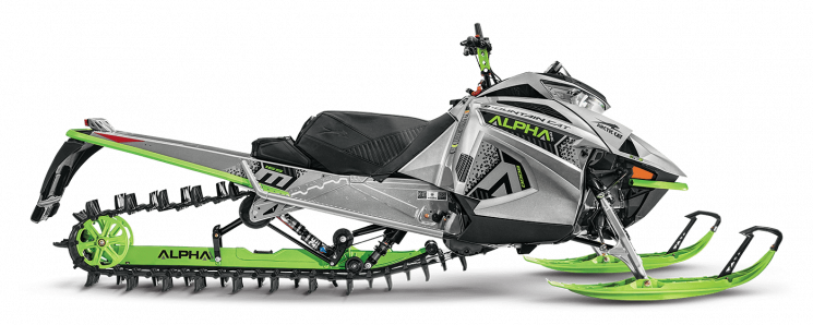 Arctic Cat M 8000 Mountain Cat Alpha One 2020