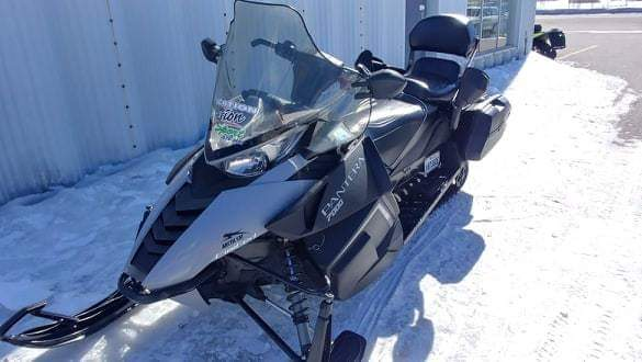 Arctic Cat Pantera 7000 LTD 2018