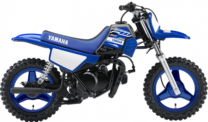 Yamaha PW50 à 2 temps 2019