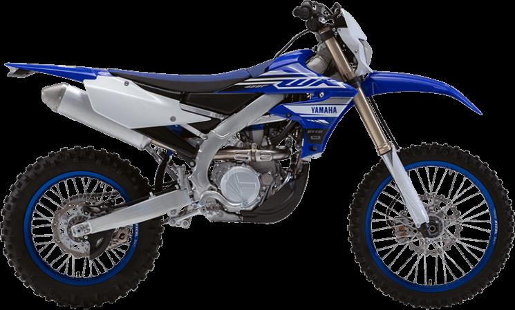 Yamaha WR450F 2019