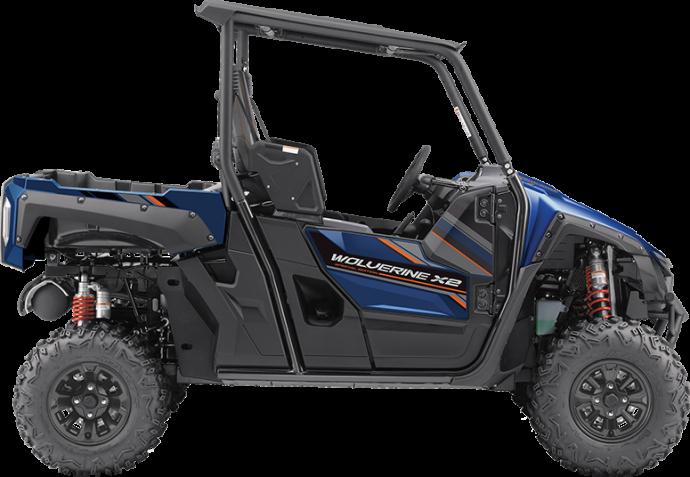 Yamaha Wolverine X2 R-Spec DAE SE 2019