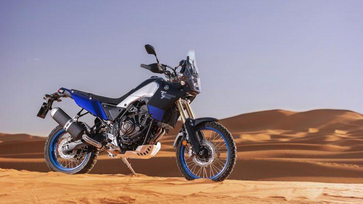 Yamaha Ténéré 700 2021 – Disponible à l'été 2020